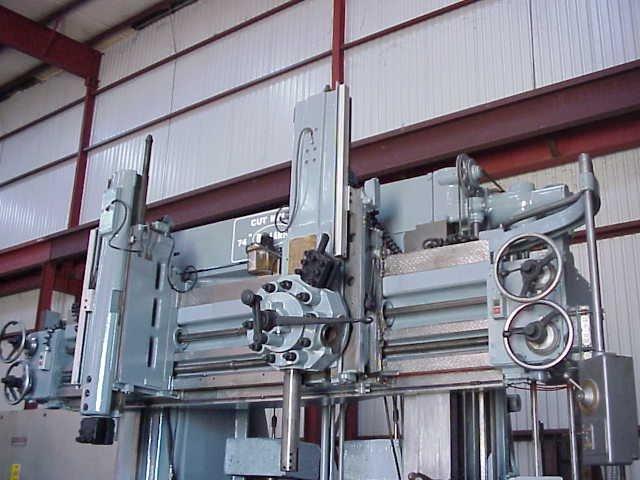 74 Bullard Cutmaster Vertical Turret Lathe